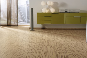 Example of Cork Flooring