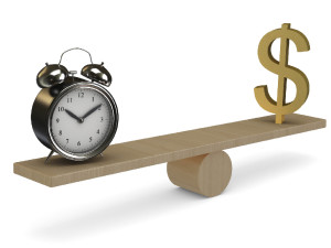 Time = $